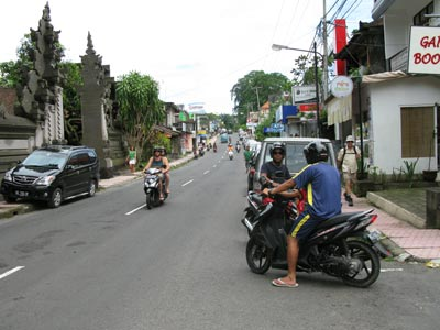 Downtown-Ubud