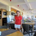 Asia Grand View waitress