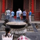 Silk Road - Urn at Shaolin