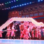Silk Road - Xian Show dragon