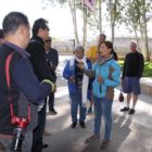 Silk Road - tour guide in Dunhuang